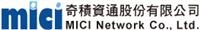 奇積資通股份有限公司Logo