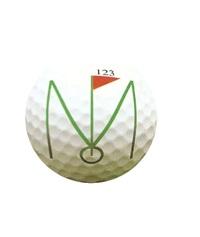 中華高爾夫發展協會Logo