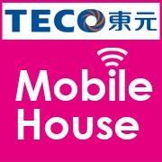 Mobile house Logo