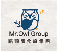 貓頭鷹名宿經營顧問有限公司Logo