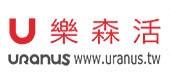 U樂森活Logo
